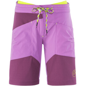 La Sportiva W's TX Shorts Purple/Plum